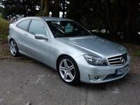 Mercedes-Benz CLC 220 2.1TD CDI auto 2009 Sport **Finance From £180 a month**