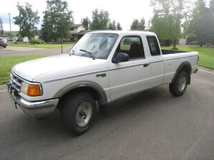 1994 Ford Ranger 4x4  Pickup Truck