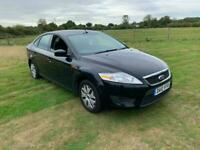 2010 (10) FORD MONDEO EDGE TDCI 125 + BLACK + BARGAIN TO CLEAR
