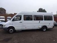 Mercedes-Benz SPRINTER 411 CDI + 17 SEATER + LWB + HIGH ROOF MINIBUS