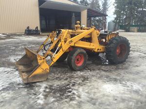 Case 580 CK Industrial Loader Tractor