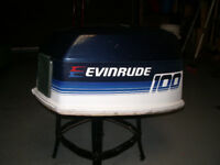 Evinrude outboard cover