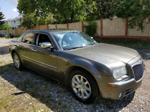 2010 Chrysler 300 Limited + winter tires and rims. Great car!