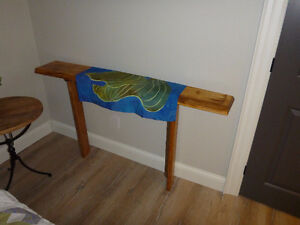 Live Edge Couch Table Kingston Kingston Area image 1