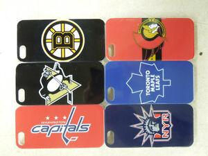 NHL Hockey Team Case Hard Back Cover for I-PHONE 4, 4s,5 - 5s