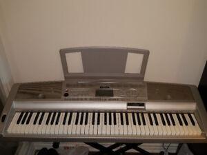 Keyboard 76 keys Yamaha