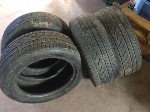 ALL SEASON TIRES     (HARTLAND)