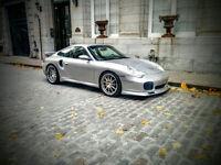 2003 Porsche 911 Coupe Twin Turbo X50