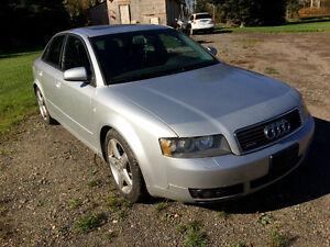 2005 Audi Sedan