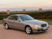 2004 Mercedes-Benz S Class S320 CDi 4dr Auto SALOON Diesel Automatic