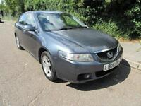 2005 HONDA ACCORD 2.2 I-CTDI SPORT MANUAL DIESEL 4 DOOR SALOON