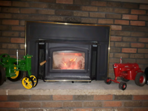 Pacific Energy wood fireplace insert