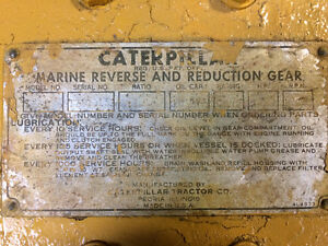 Caterpillar Gearbox Cambridge Kitchener Area image 4