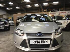 Ford Focus Zetec Navigator Hatchback 1.0 Manual Petrol