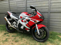 Yamaha YZF-R6 R6 5EB EXCELLENT CONDITION! LOW MILEAGE!!