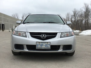 2004 Acura TSX - Private Sale - Certified & E-tested