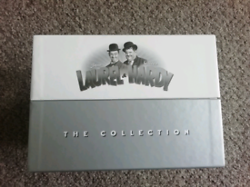 Laurel & Hardy 21-disc Box set DVD collection