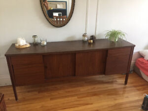 VINTAGE COMMODE / BUFFET / DRESSER (MONTREAL)