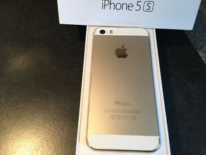 IPHONE 5S GOLD/OR 16GB