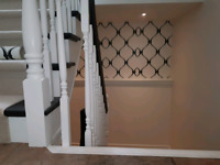 Painting and wallpapering services