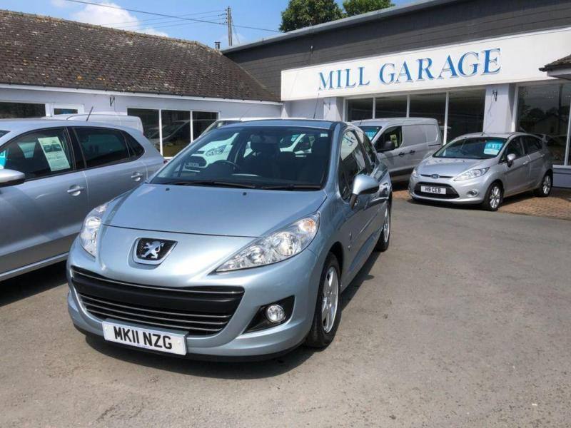 2011 11 Peugeot 207 1 4 Hdi Envy 3d 70 Bhp Diesel In Hereford