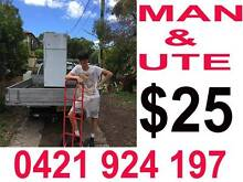 CHEAP/RELIABLE     MAN & A UTE from $25 Leura Blue Mountains Preview