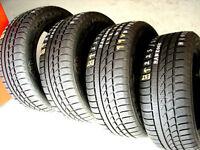 4 pneus d'hiver Hankook 225/55R16