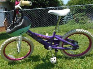 bicyclette 14`` pour fille
