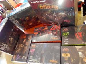 The Others: 7 Sins Board Game (Faith Kickstarter Pledge)