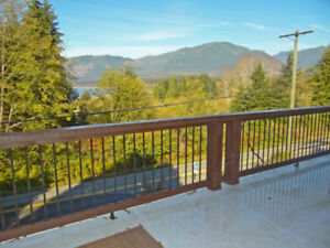 Spring Special Port Renfrew Get Away!