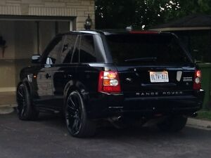 2007 RANGE ROVER SPORT SUPERCHARGED