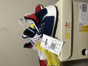 NWT Adidas Pharrell Williams NMD Hu BBC (Size 9)