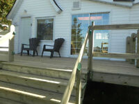 Two bedroom cottage to rent - Picton, ON