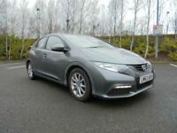 2012 Honda Civic 1.4 i-VTEC SE 5dr HATCHBACK Petrol Manual