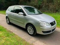 2005 Volkswagen Polo 1.4 SE 75 3dr HATCHBACK Petrol Manual