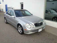 2004 Mercedes-Benz E-Class 320 4matic Sedan