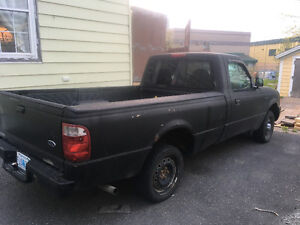 2001 Ford Ranger  drive away or for parts