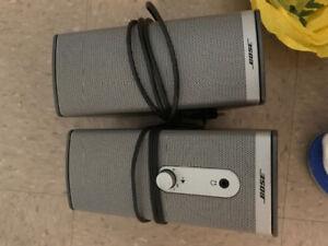 Bose series ll computer speakers