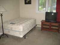 Double Mattress, Box Spring and Frame - $75.00