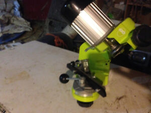 chainsaw sharpener new