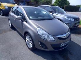 Vauxhall/Opel Corsa 1.4i 16v ( 100ps ) ( a/c ) 2012MY SE, 5 Door.
