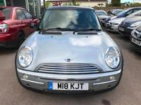 2001 Mini Mini 1.6 ( Chili ) Cooper - 4 Stamp - 1 Keeper - Mot 02/18 - 2Keys