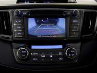 2015 TOYOTA RAV 4 2.0 D 4D Icon 5dr 2WD SUV 5 Seats