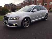 Audi - a3 - black edtion - sline - 2011 Px Gtd gti fr cupra vxr s3 s4 s5 rs st vrs mps
