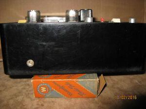 RARE JOHNSON TRANSCEIVER TESTER HAM RADIO OR CB RADIO Edmonton Edmonton Area image 9