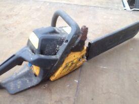 McCulloch petrol chainsaw spares repair