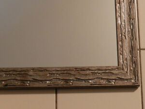 brand new, 4 mirrors, all matching 2 rectangle 2 square $40