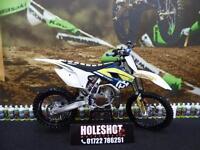 Husqvarna TC 85 Motocross bike Very clean example Low hour bike!!!!!