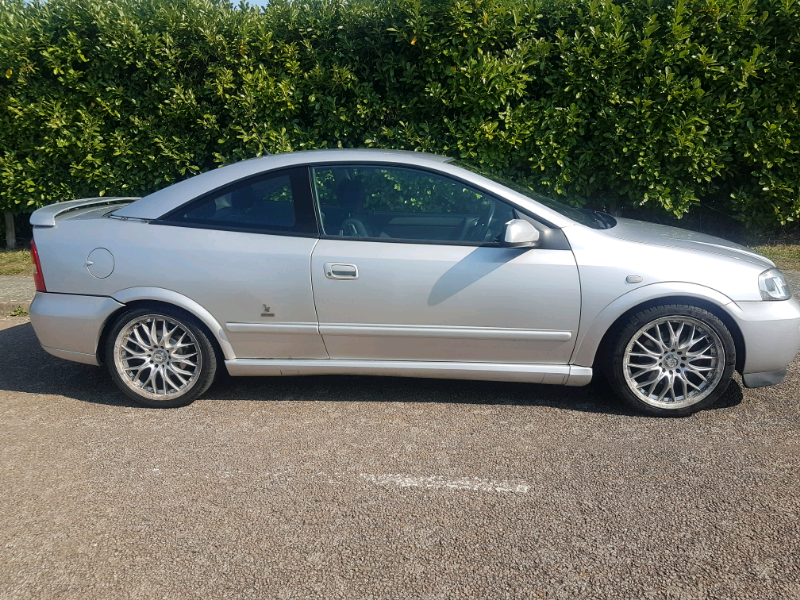 Vauxhall Astra coupe bertone 1.8 - mot september 2021 | in ...