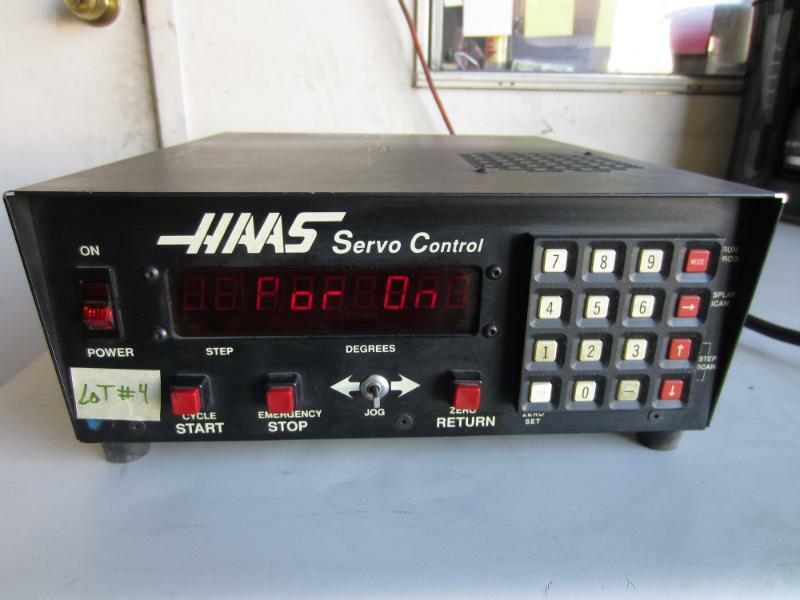 HAAS CONTROL BOX 14 PIN, CNC ROTARY TABLE INDEXER HRT310 HRT210 HRT160 HA5C arpi